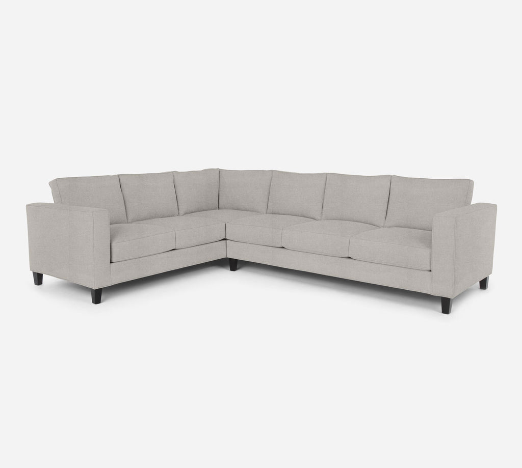 Remy RAF Large Corner Sectional - Heritage - Ivory