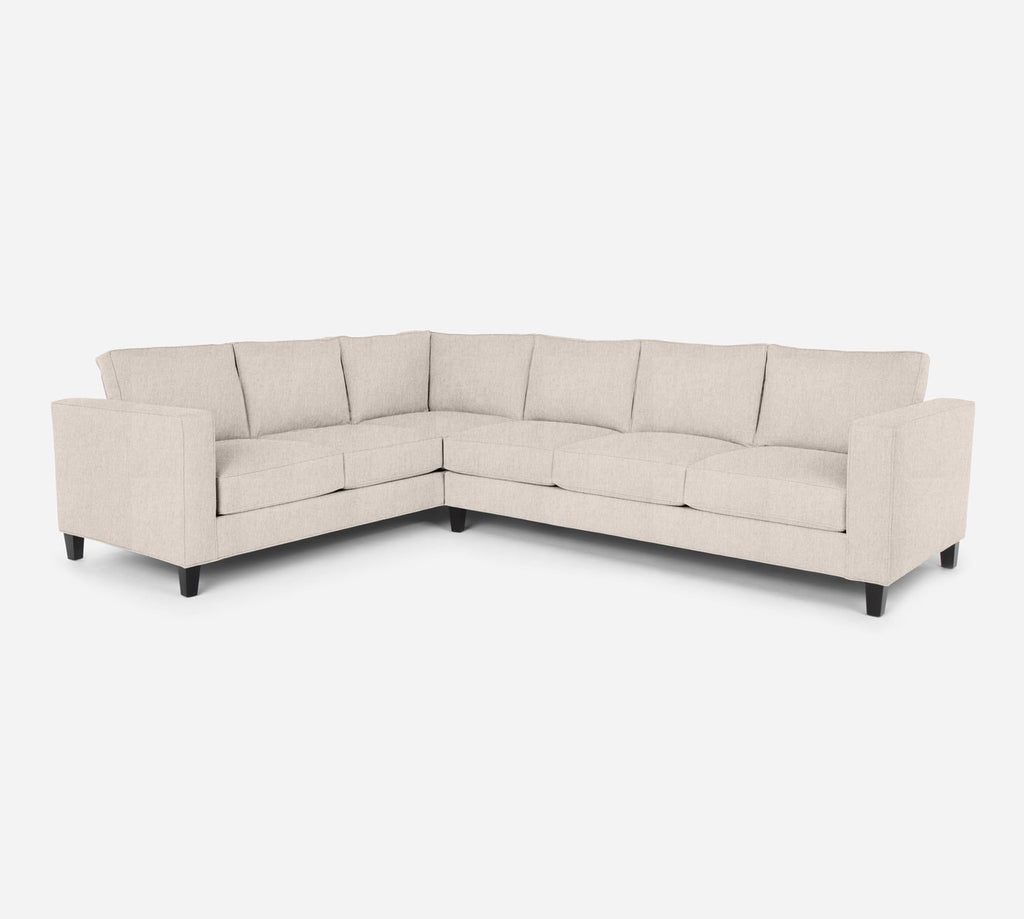 Remy RAF Large Corner Sectional - Kenley - Canvas