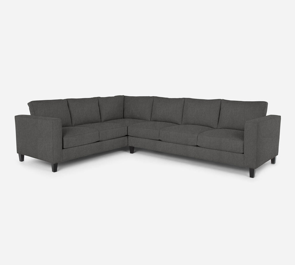 Remy RAF Large Corner Sectional - Kenley - Silversage