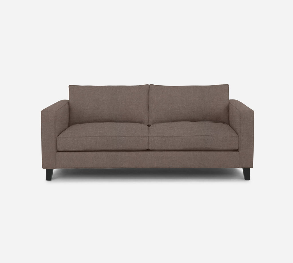 Remy 2 Seat Sofa - Heritage - Pebble