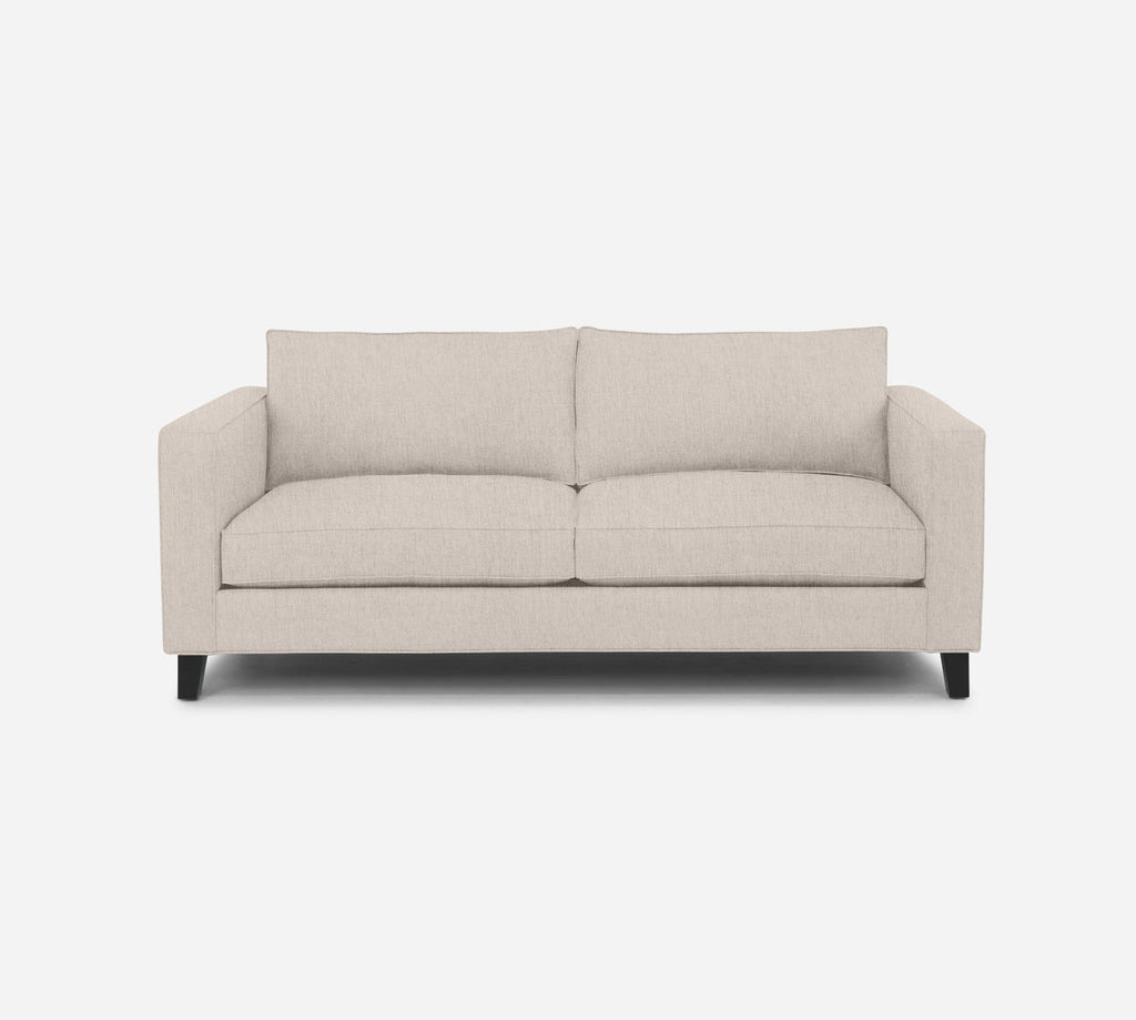 Remy 2 Seat Sofa - Kenley - Canvas