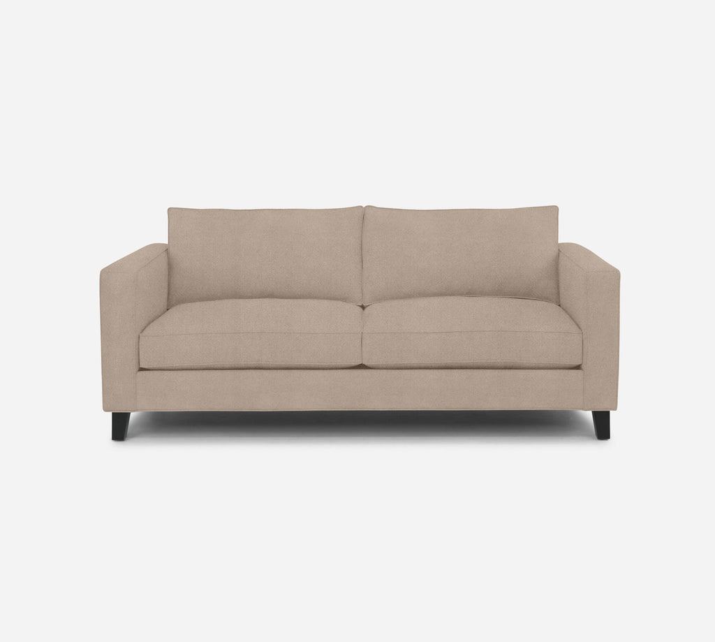 Remy 2 Seat Sofa - Passion Suede - Camel