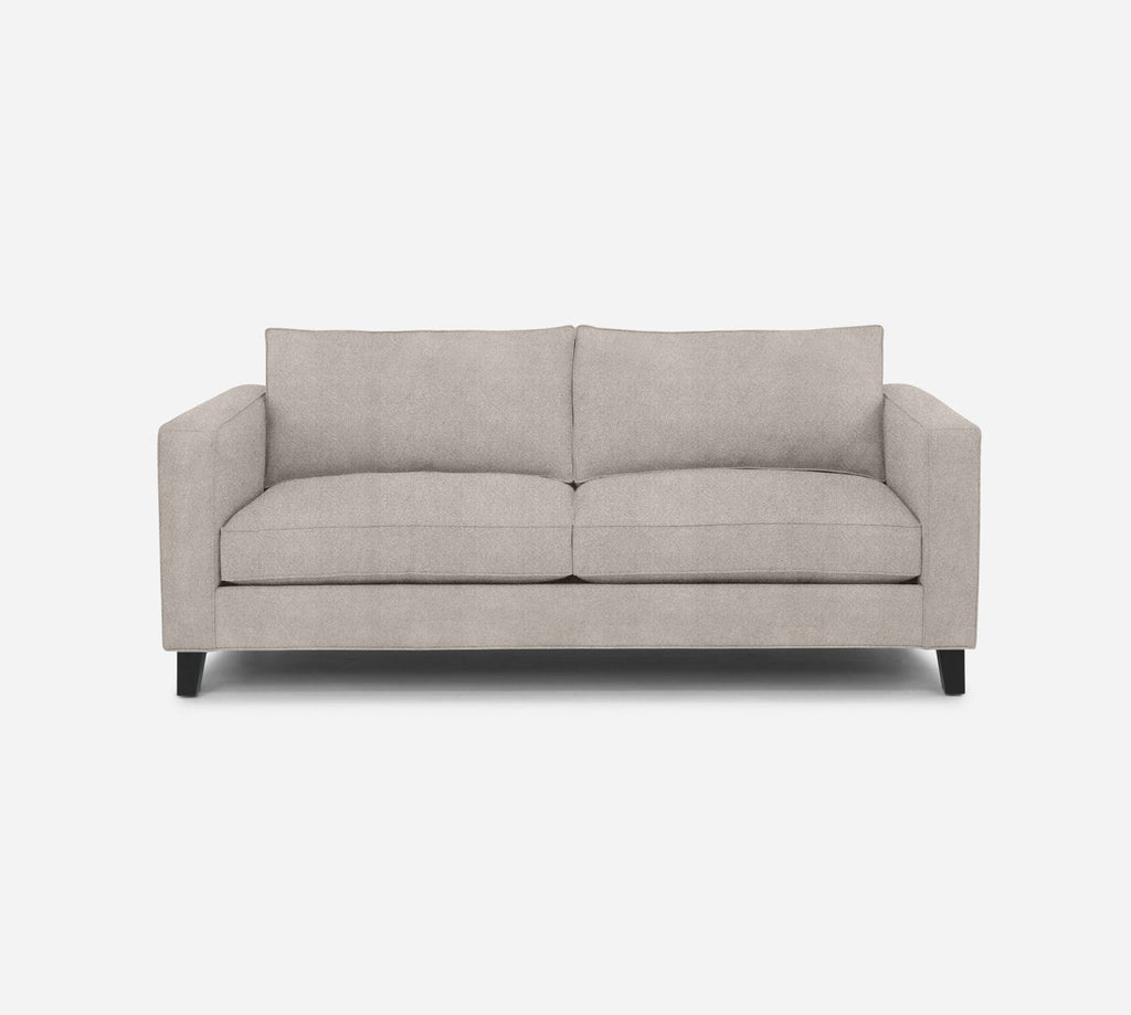 Remy 2 Seat Sofa - Passion Suede - Oyster
