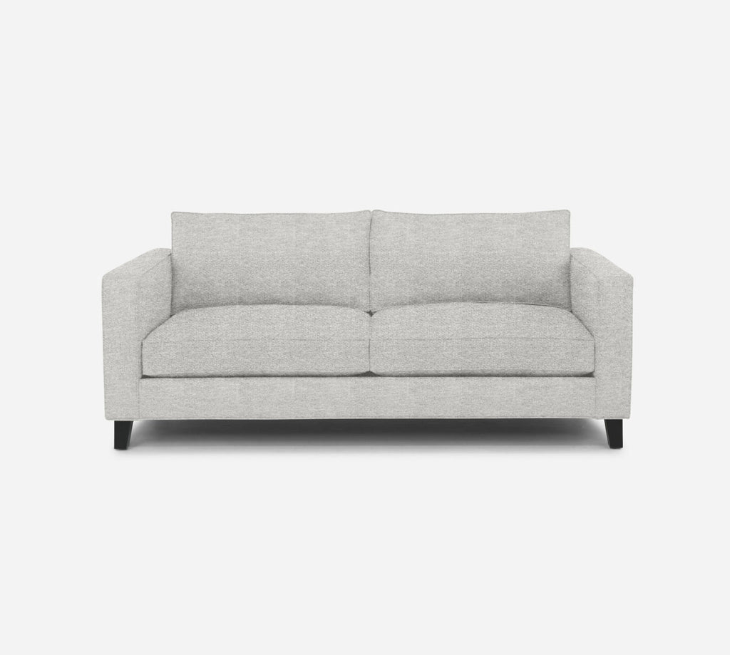 Remy 2 Seat Sofa - Stardust - Ivory