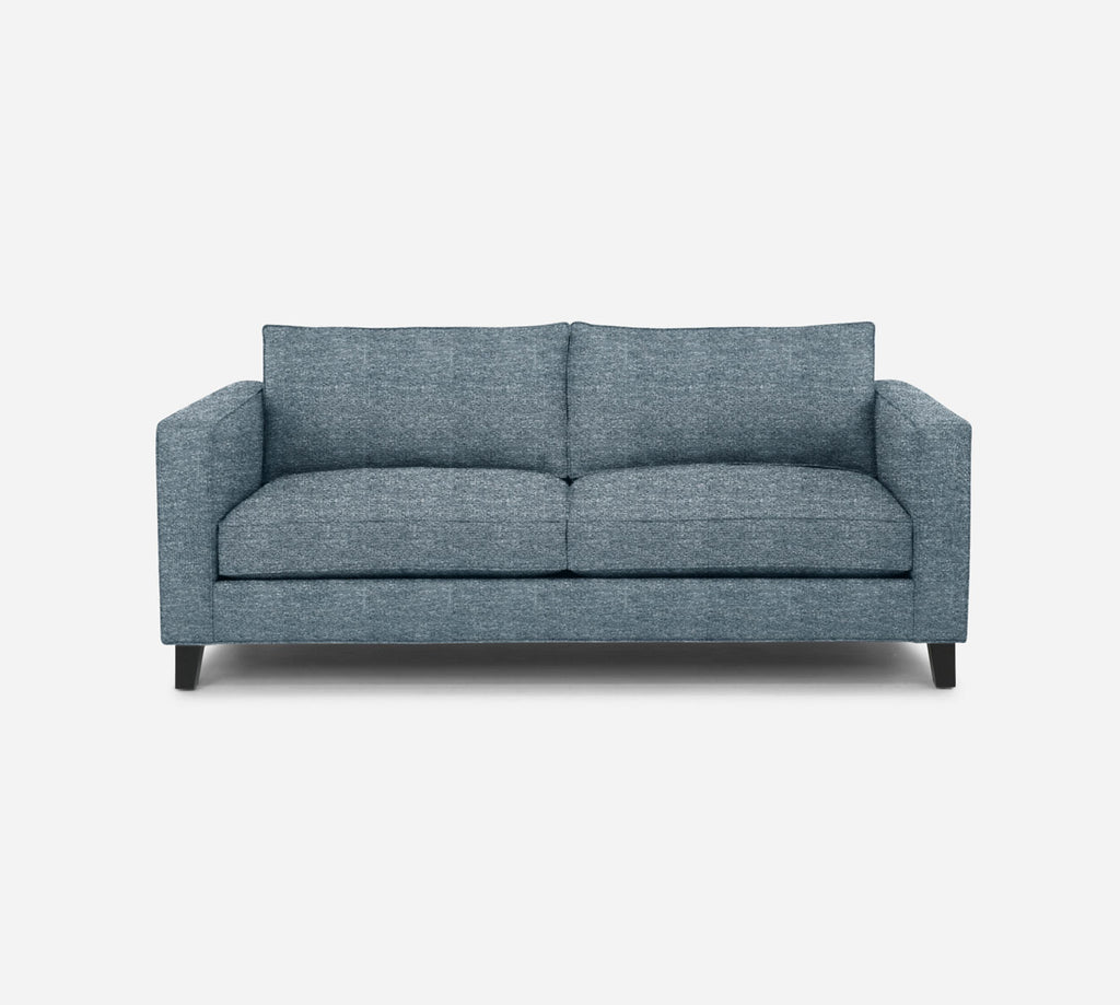 Remy 2 Seat Sofa - Stardust - Lapis