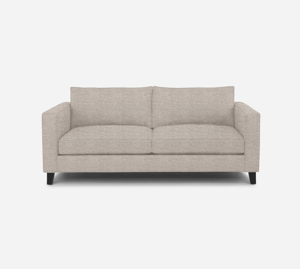 Remy 2 Seat Sofa - Stardust - Oatmeal