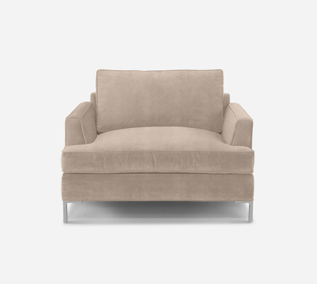 Soho Chair 1.5 - Passion Suede - Camel