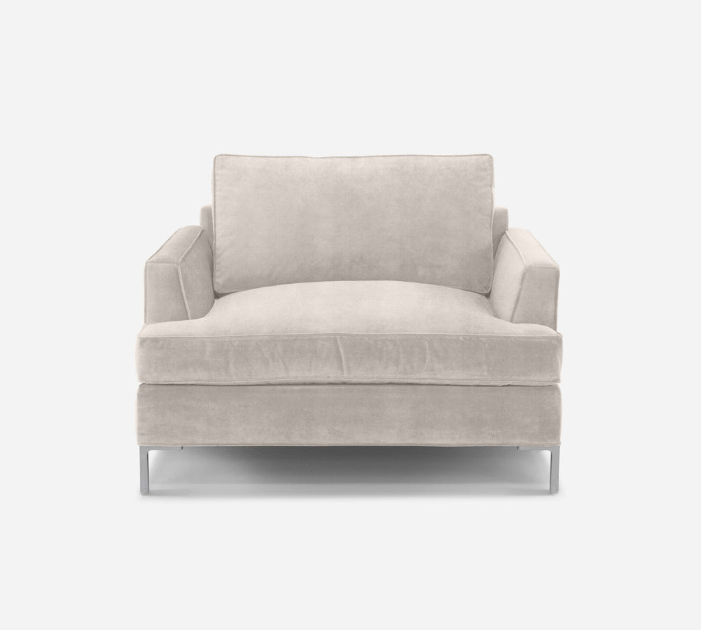 Soho Chair 1.5 - Passion Suede - Oyster