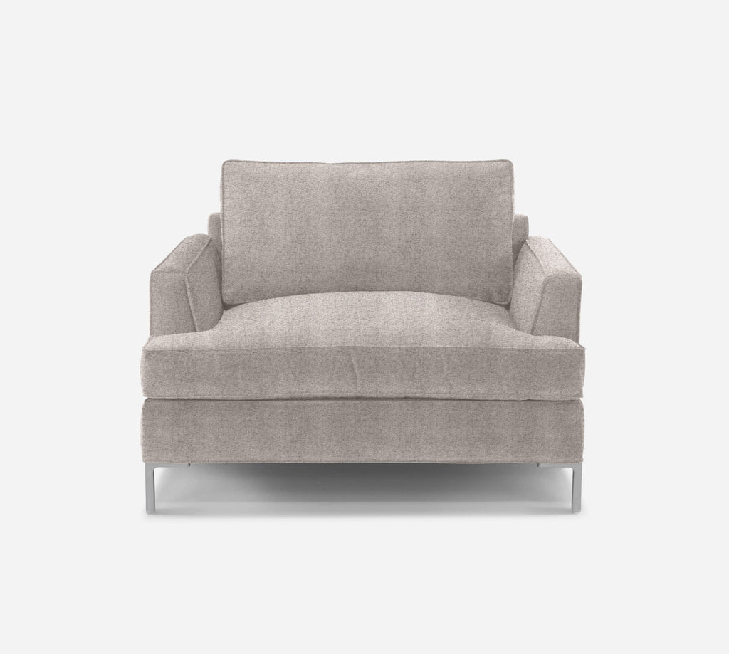 Soho Chair 1.5 - Theron - Oyster