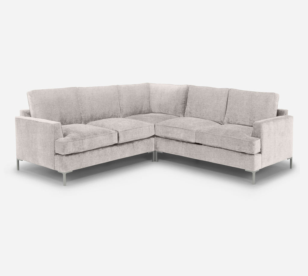 Soho Corner Sectional - Coastal - Sand