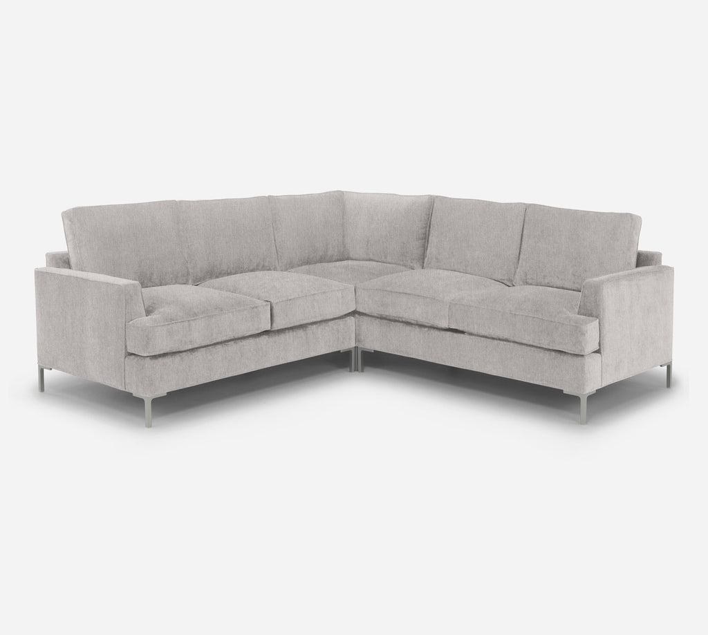 Soho Corner Sectional - Kenley - Moondust