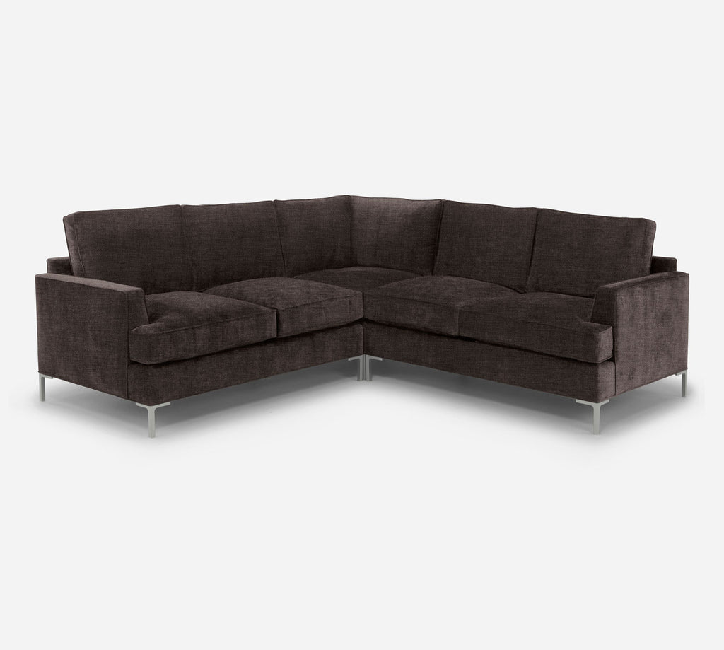 Soho Corner Sectional - Key Largo - Mocha