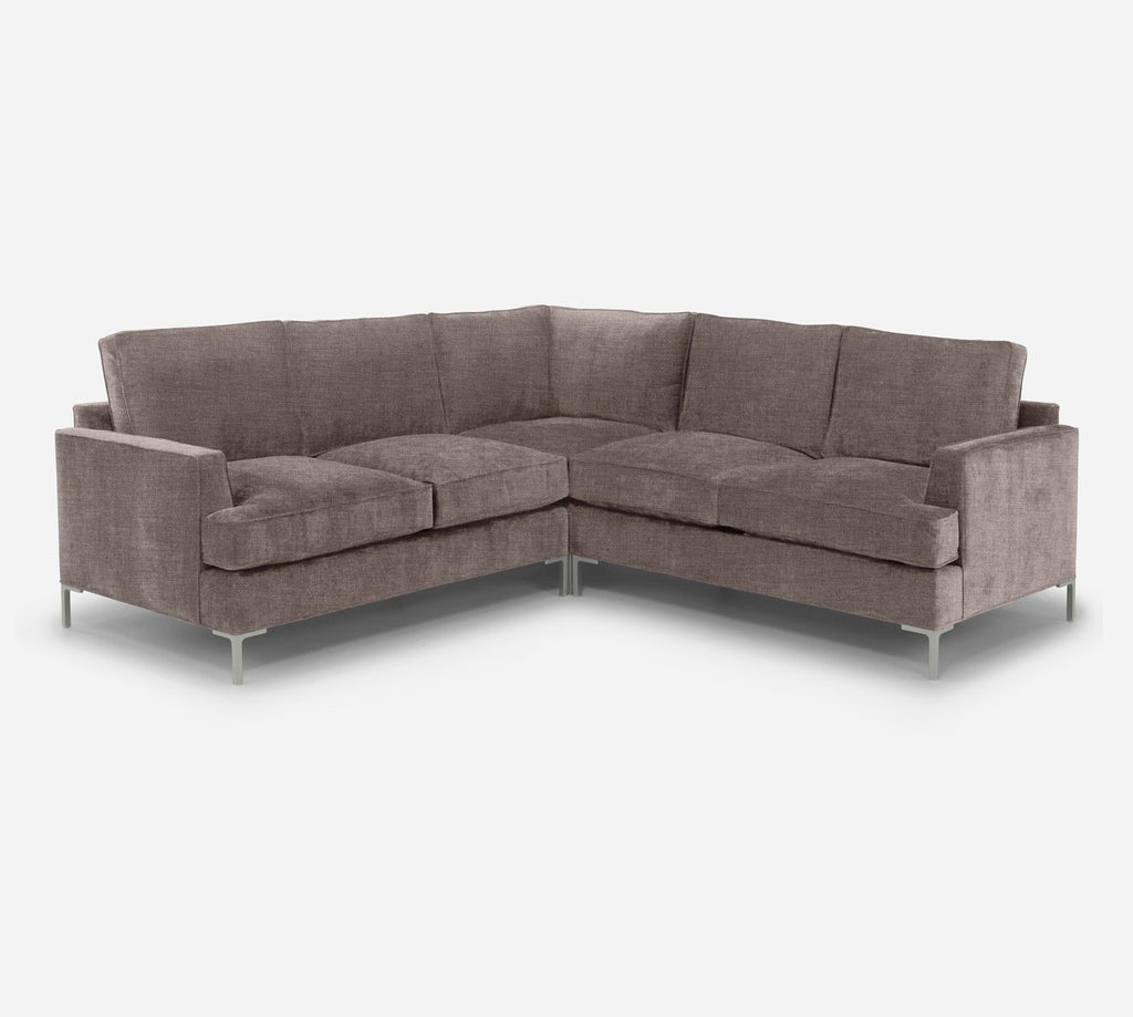 Soho Corner Sectional - Key Largo - Pumice