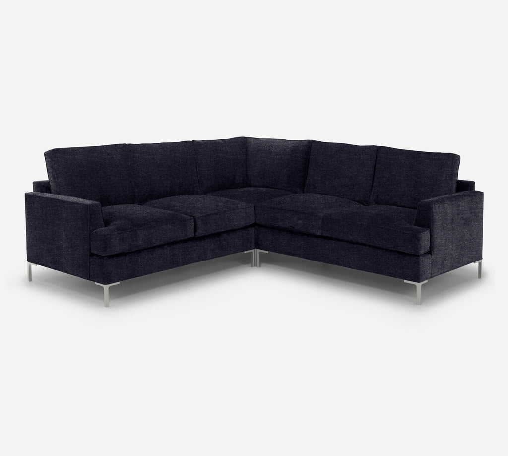 Soho Corner Sectional - Stardust - Midnight
