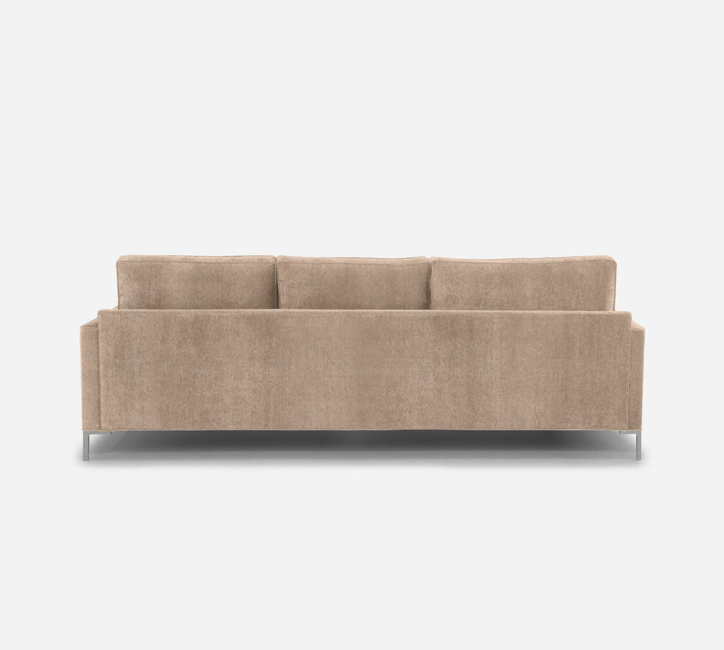 Soho Sofa with Chaise- LHF - Kenley - Ecru