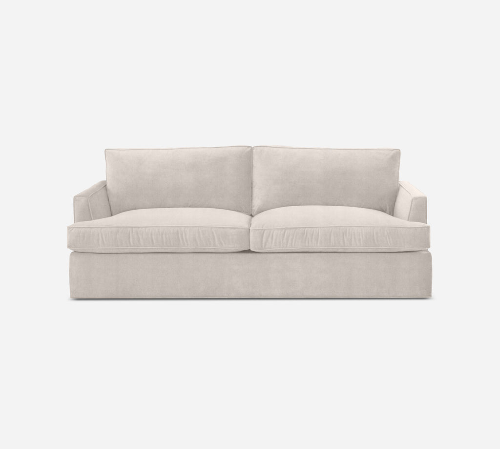 Soho Sleeper Sofa - Passion Suede - Oyster