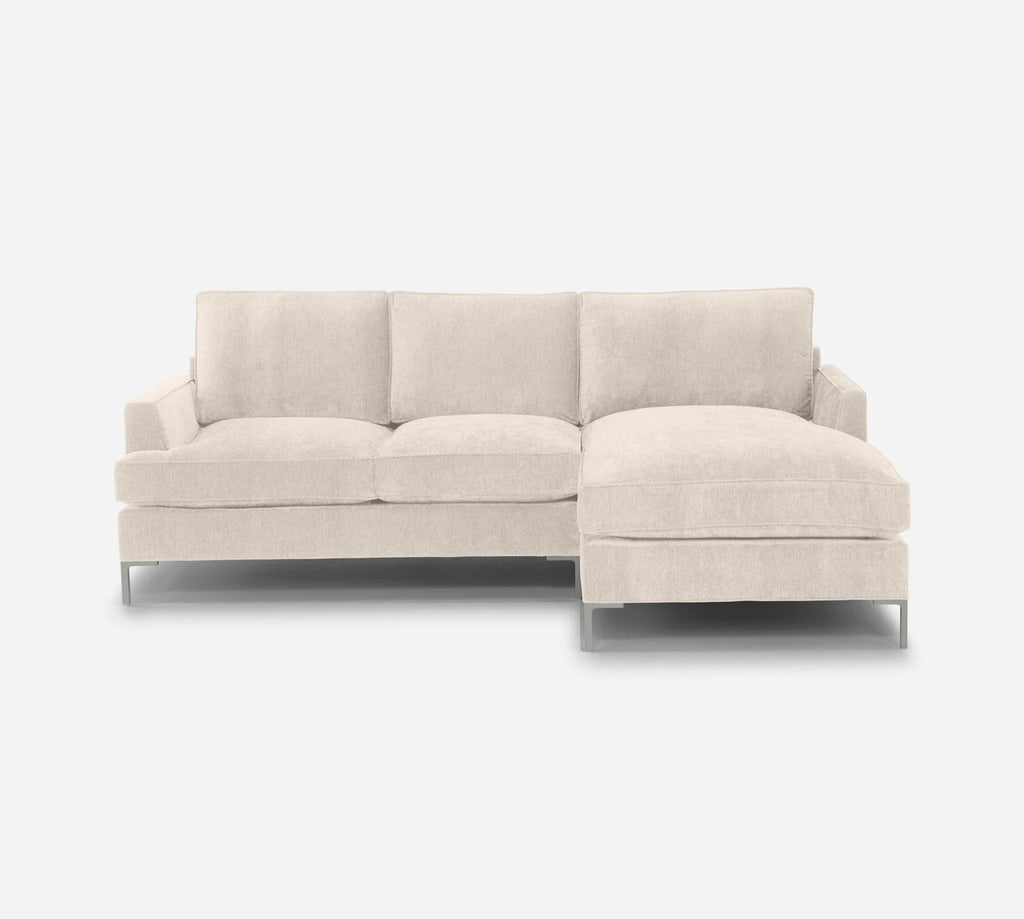 Soho Sofa with Chaise- RHF - Kenley - Canvas