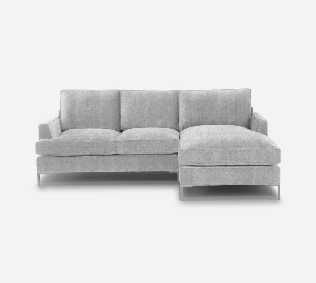 Soho Sofa with Chaise- RHF - Stardust - Domino