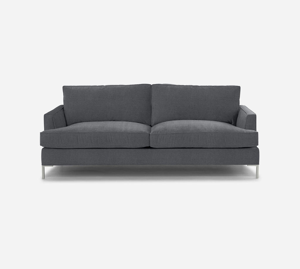 Soho Sofa - Coastal - Steel