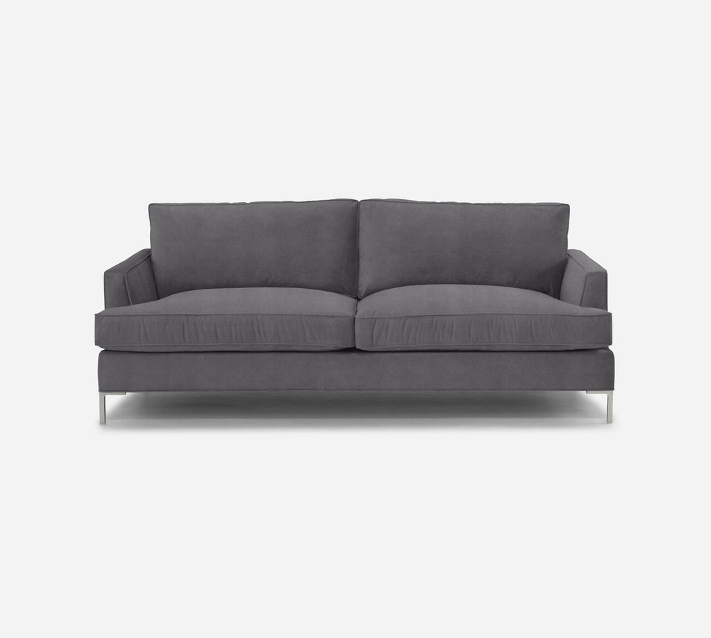Soho Sofa - Passion Suede - Charcoal