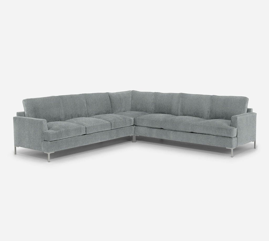 Soho Large Corner Sectional - Dawson - Capri