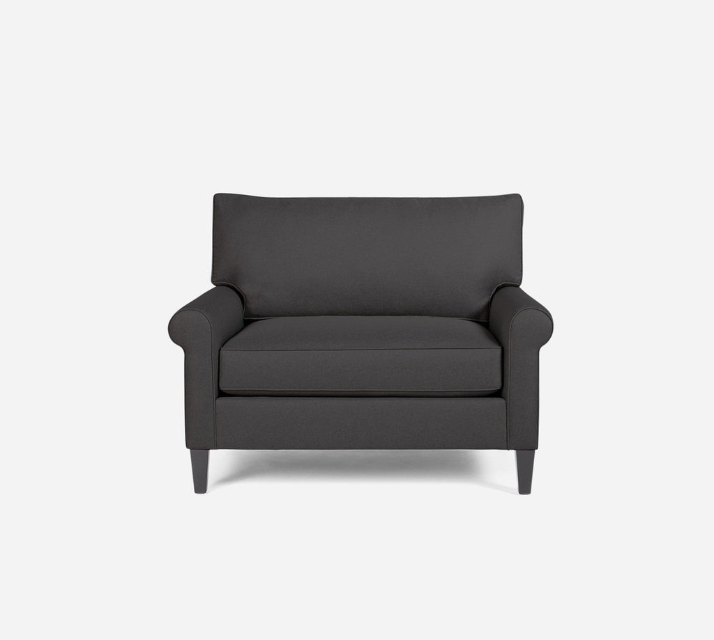 Soren Chair 1.5 - Dawson - Gunmetal