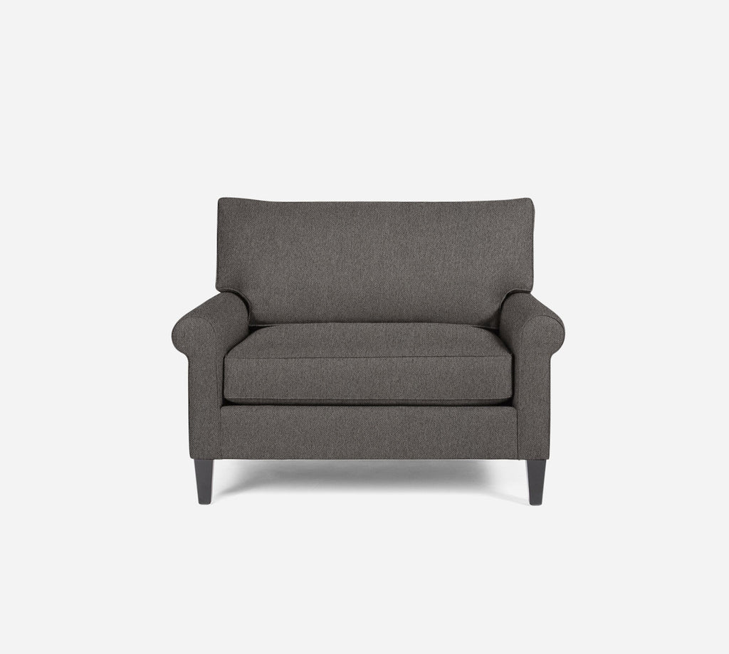 Soren Chair 1.5 - Dawson - Platinum