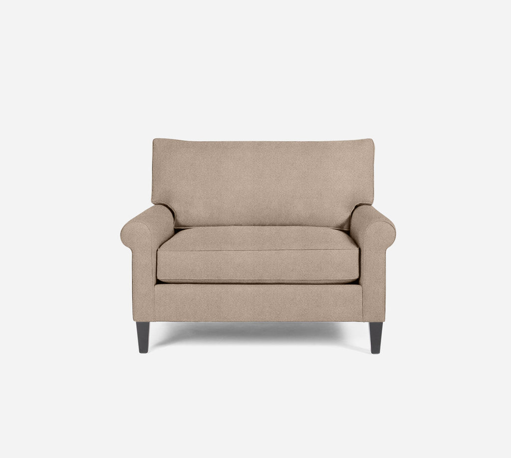 Soren Chair 1.5 - Passion Suede - Camel