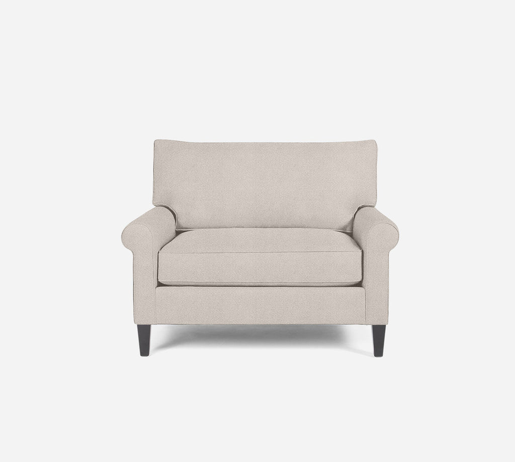 Soren Chair 1.5 - Passion Suede - Oyster