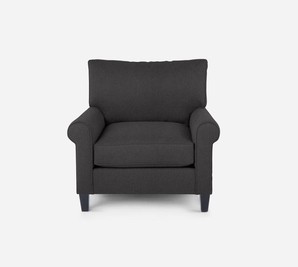 Soren Chair - Dawson - Gunmetal