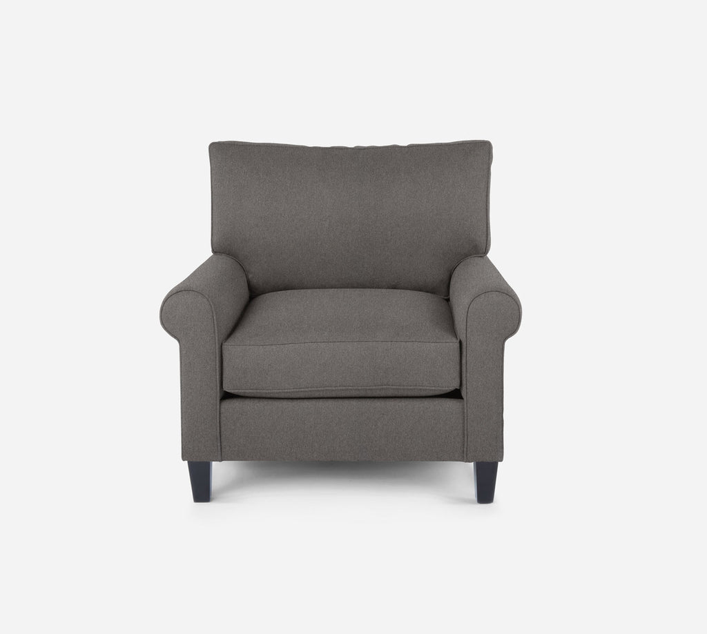 Soren Chair - Dawson - Platinum