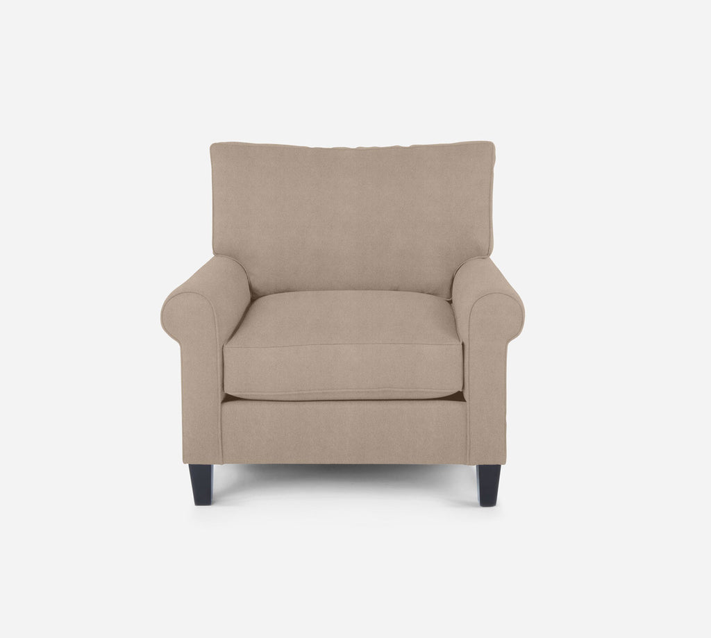 Soren Chair - Passion Suede - Camel