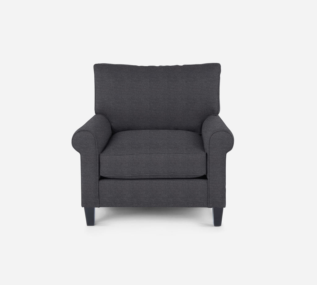 Soren Chair - Stardust - Charcoal