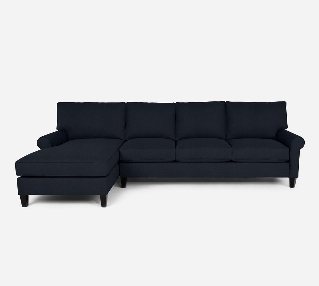 Soren LAF Chaise Sectional - Coastal - Sailor