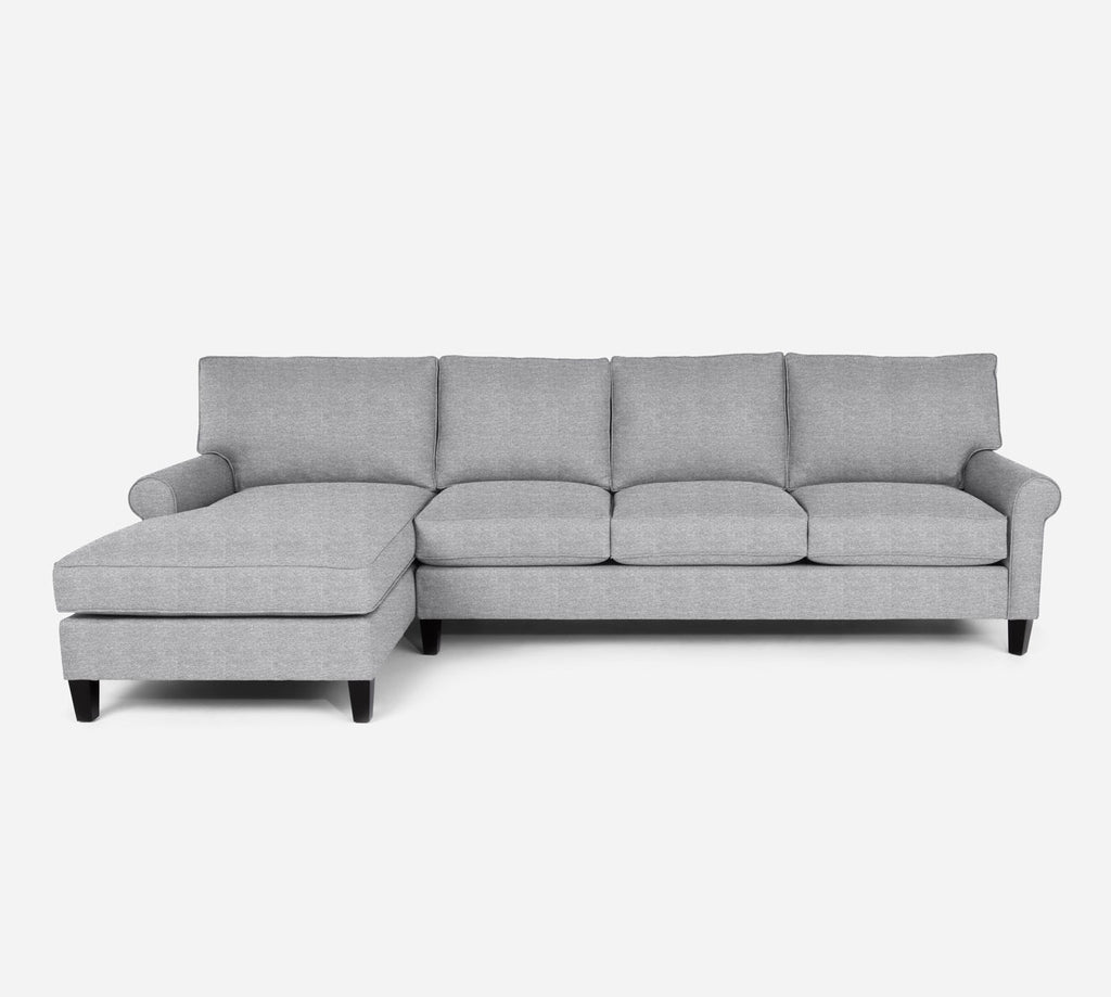 Soren LAF Chaise Sectional - Stardust - Domino