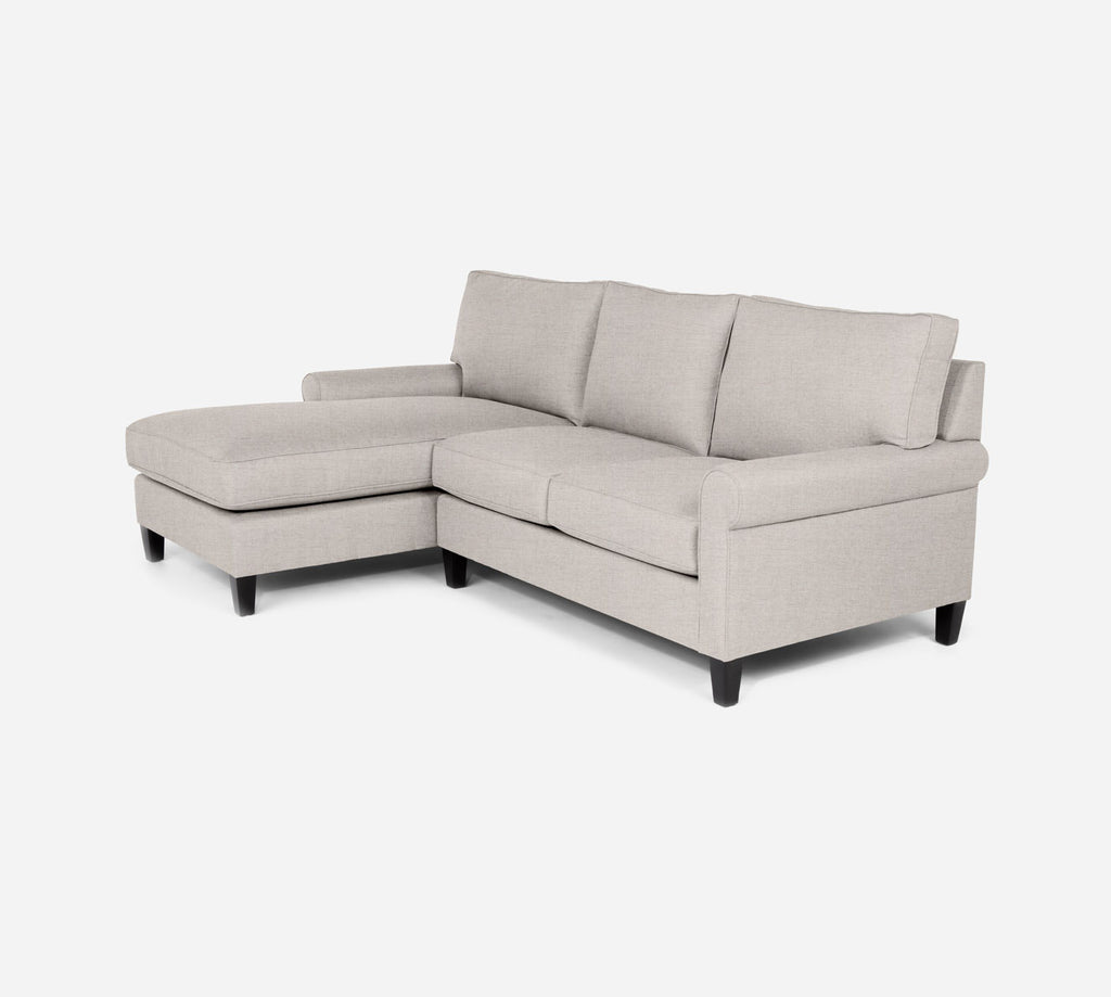 Soren Sectional Apartment Sofa w/ LAF Chaise - Coastal - Sand