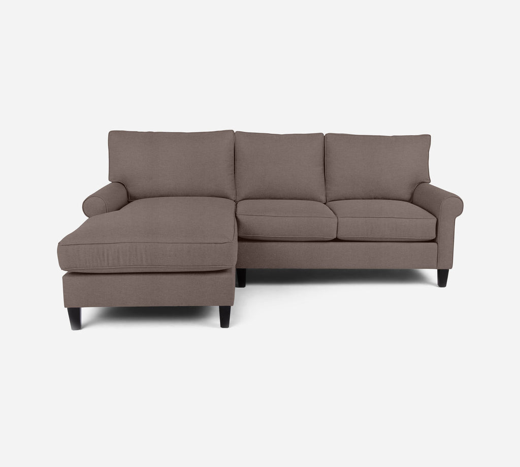Soren Sectional Apartment Sofa w/ LAF Chaise - Key Largo - Pumice