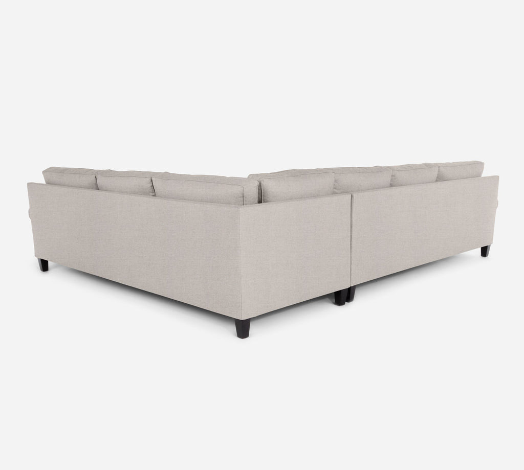Soren LAF Large Corner Sectional - Coastal - Sand