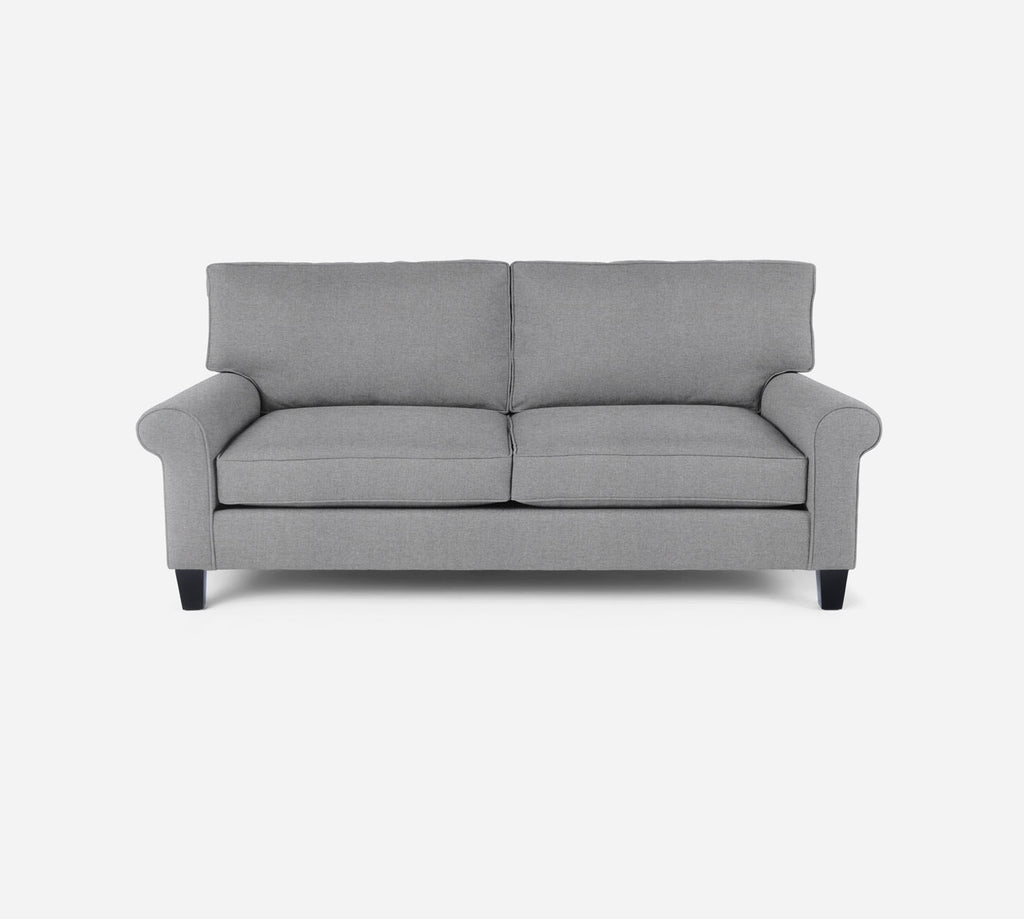 Soren Loveseat - Coastal - Ash