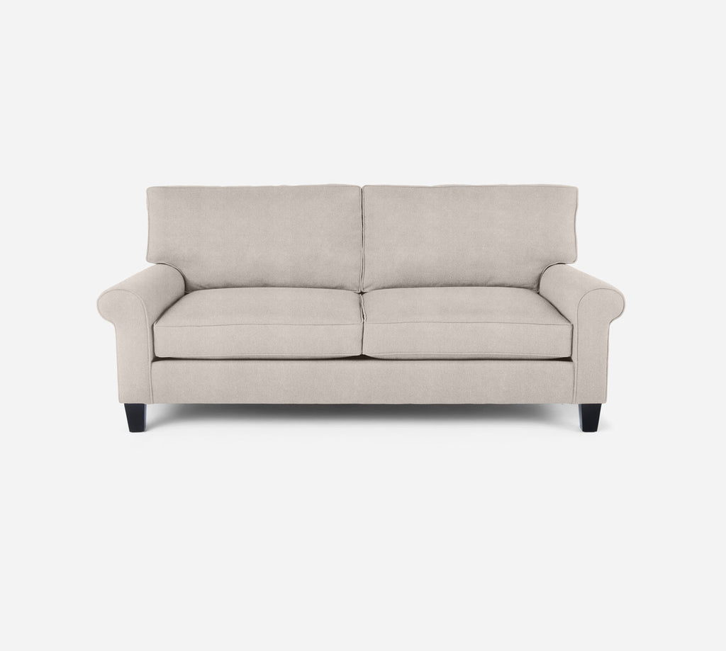 Soren Loveseat - Passion Suede - Oyster