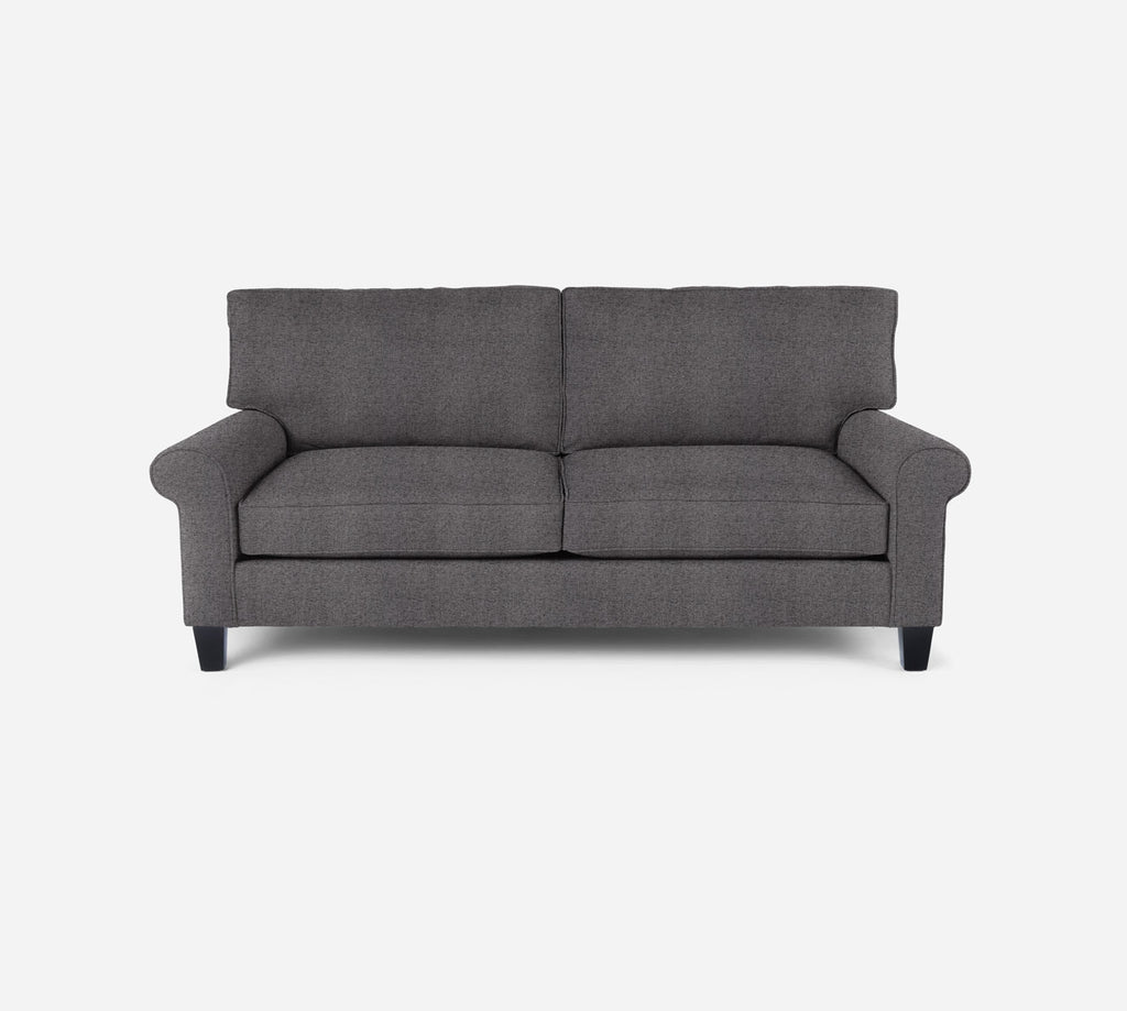 Soren Loveseat - Theron - Concrete