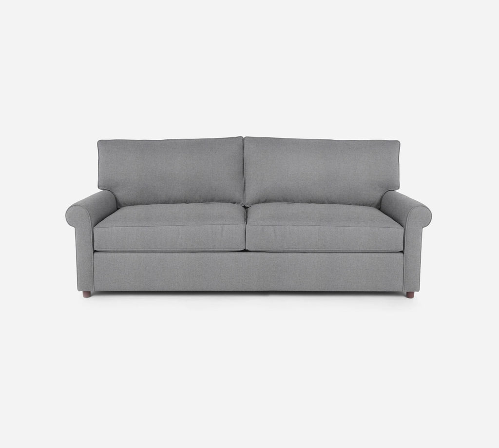 Soren 2 Seat Sleeper Sofa - Coastal - Ash