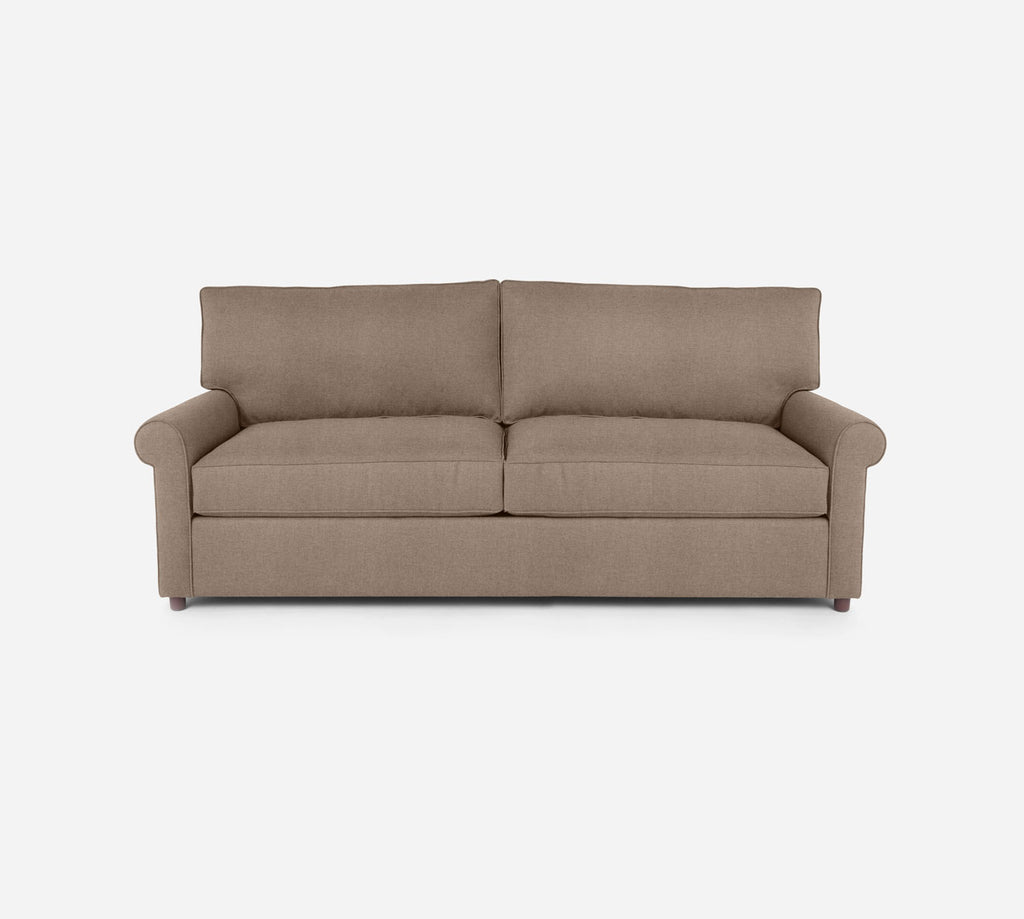 Soren 2 Seat Sleeper Sofa - Coastal - Cashew