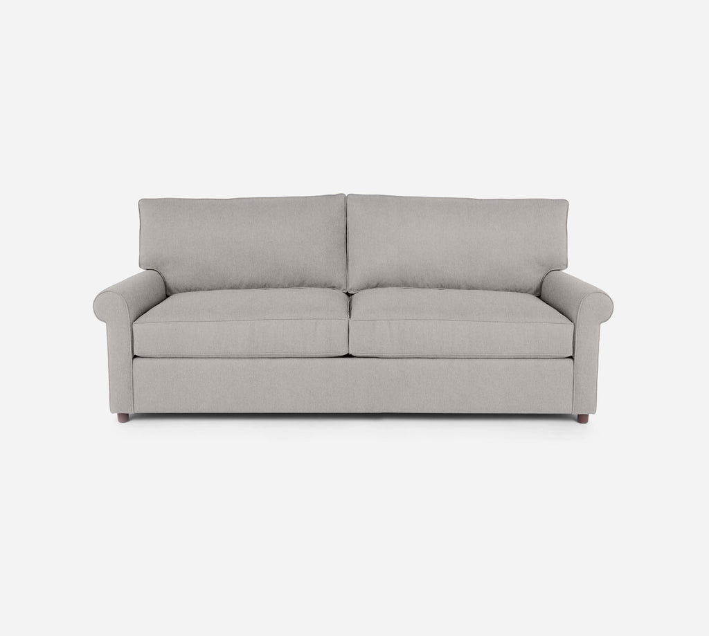Soren 2 Seat Sleeper Sofa - Kenley - Moondust
