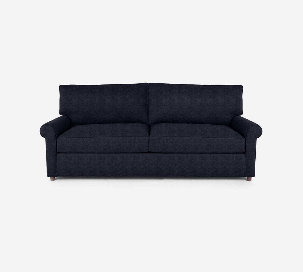 Soren 2 Seat Sleeper Sofa - Stardust - Midnight