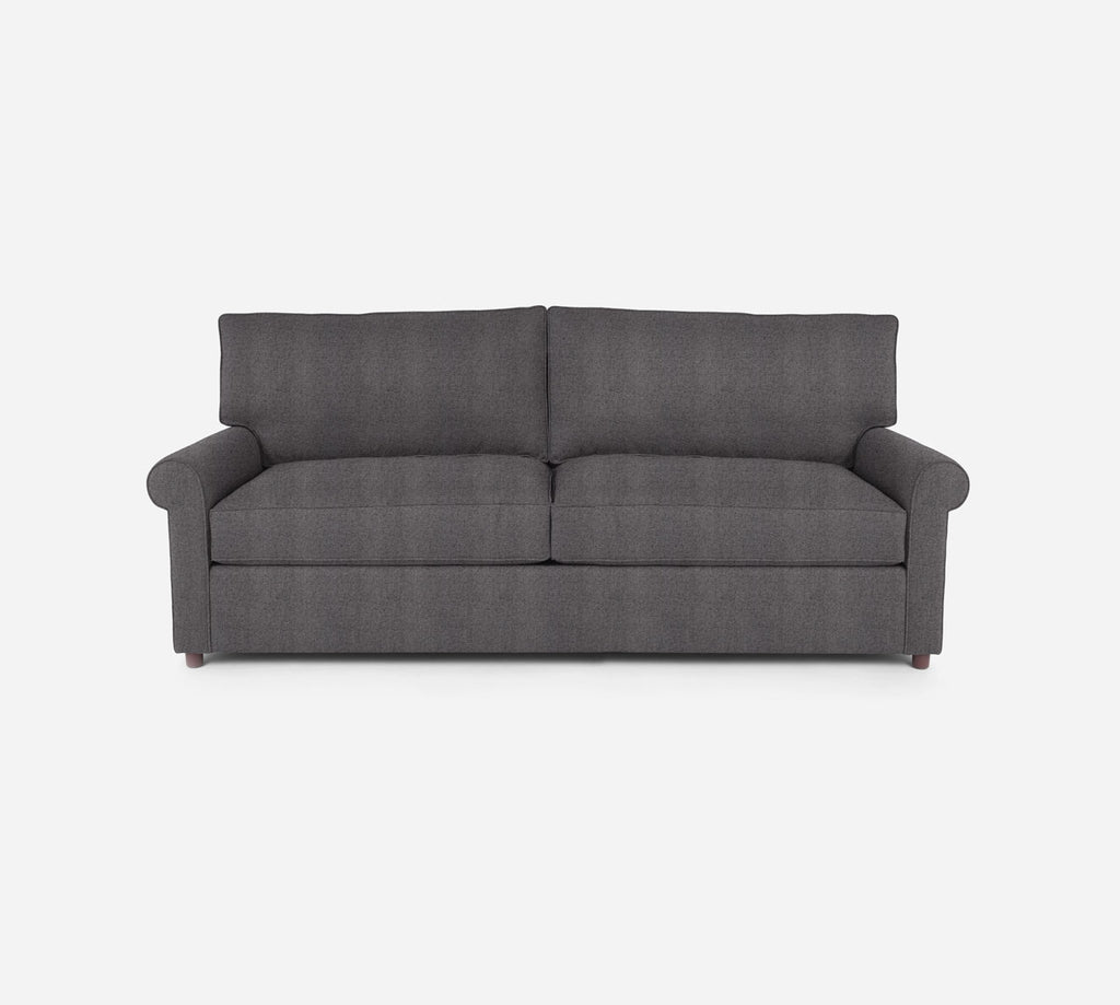 Soren 2 Seat Sleeper Sofa - Theron - Concrete