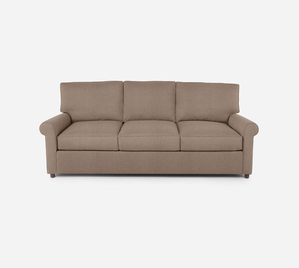 Soren 3 Seat Sleeper Sofa - Coastal - Cashew