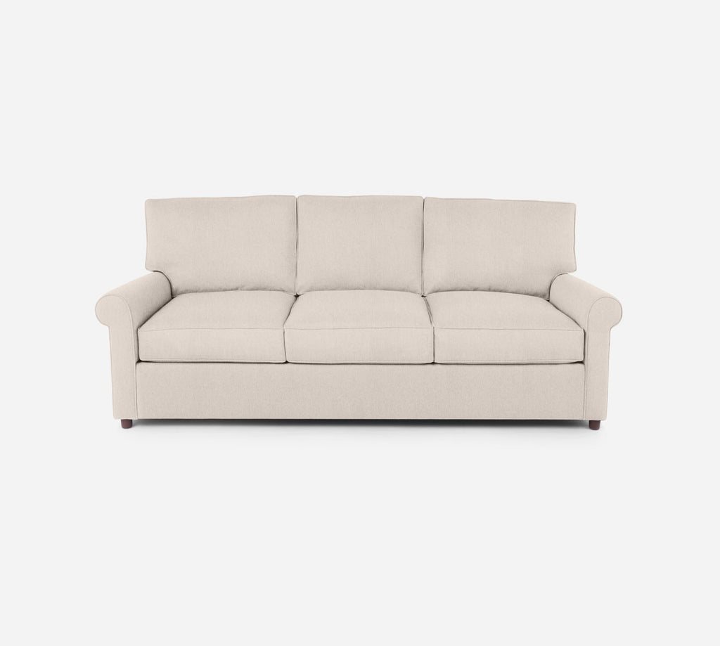 Soren 3 Seat Sleeper Sofa - Kenley - Canvas