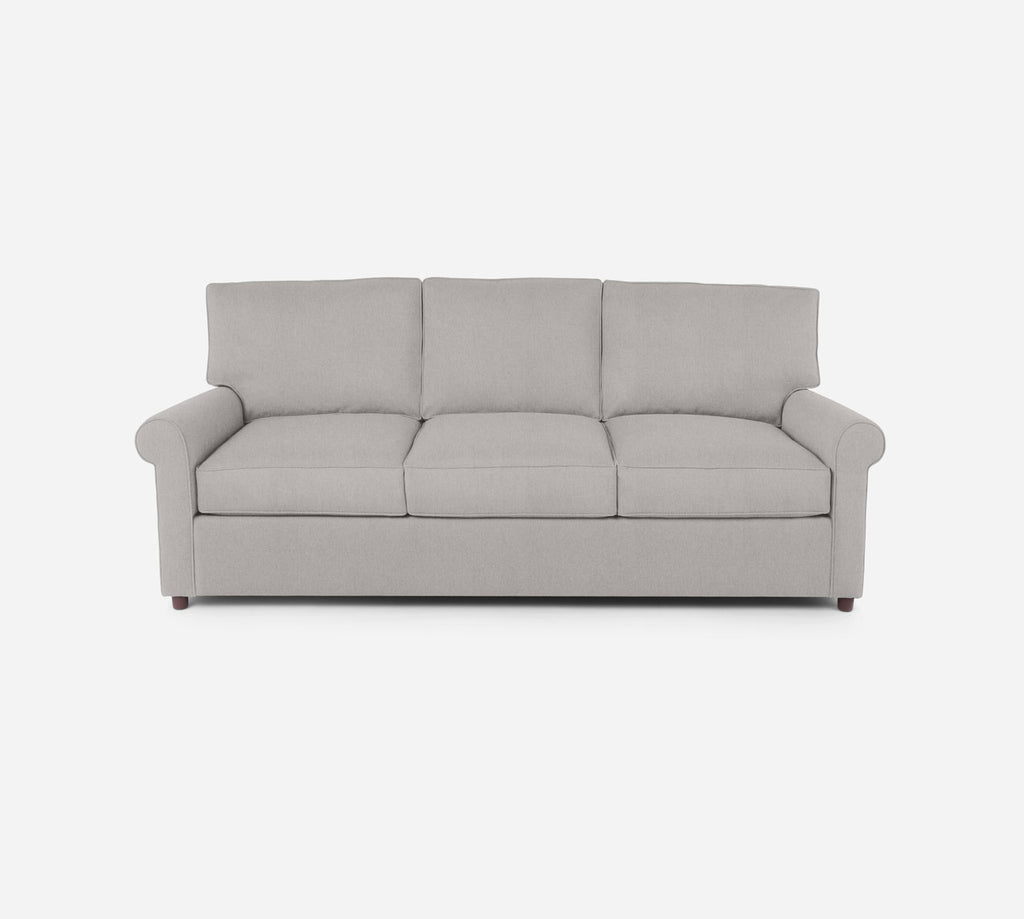 Soren 3 Seat Sleeper Sofa - Kenley - Moondust