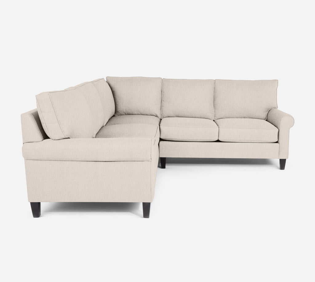 Soren RAF Corner Sectional - Kenley - Canvas